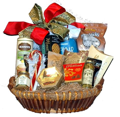 gourmet holiday gift baskets holiday gourmet gift basket