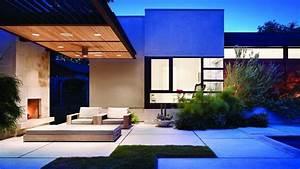Modern House wallpaper