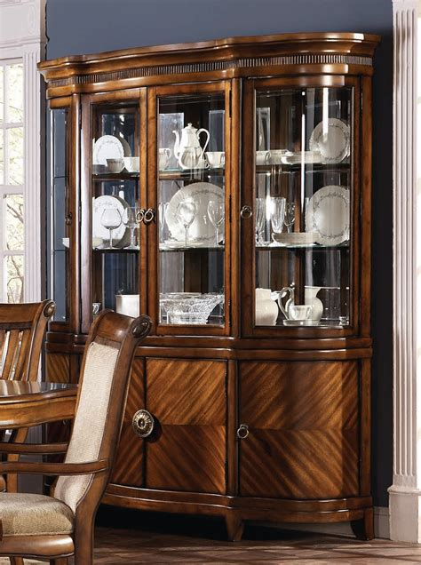 how to decorate a china cabinet china cabinets china cabinets crafted with country style