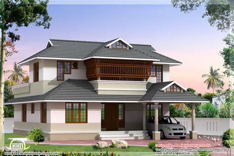 style home designs august 2012 kerala home design and floor plans