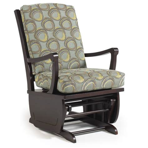 Best Chairs Inc Glider Rocker Cushions by Glider Rockers Brendan Best Home Furnishings