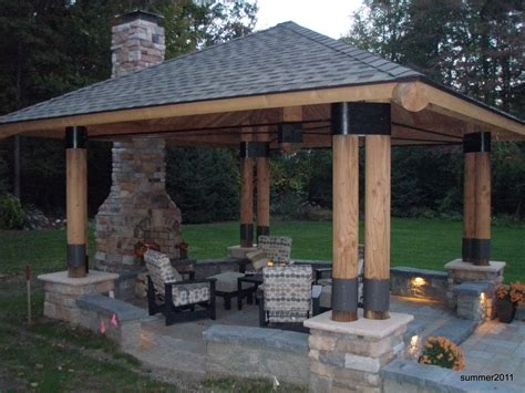 outdoor structure four inspiring outdoor living structures
