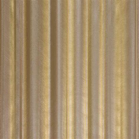 wandbilder design vliestapete glööckler vorhang gold braun metallic 52526