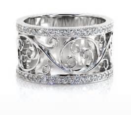 what is milgrain jewelers unique wedding bands unique wedding rings