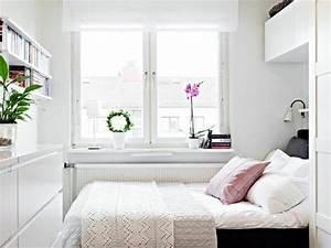 Kleines Zimmer Einrichten : die 25 besten ideen zu kleine schlafzimmer auf pinterest kleine schlafzimmer dekorieren ~ Sanjose-hotels-ca.com Haus und Dekorationen
