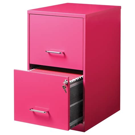 Hirsh File Cabinets 2 Drawer Hirsh 2 Drawer File Cabinet In Pink Ebay