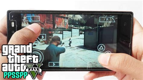 Gta 5 Ppsspp Android ! Vcs Mod! + Download Link