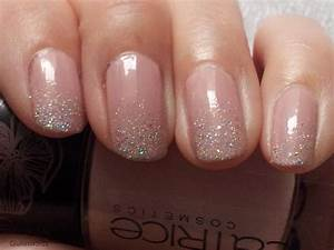 Bilder Mit Glitzer : nagellack nude mit glitzer dezent nails n gel ~ Jslefanu.com Haus und Dekorationen