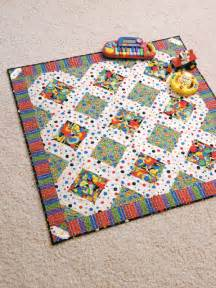 Baby Crib Quilt Patterns Free