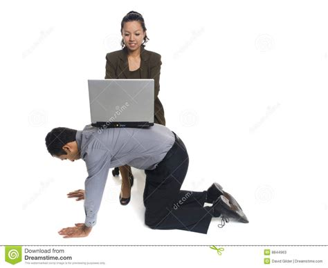 employ馥 de bureau hommes d 39 affaires esclave de bureau photos stock image 8844963