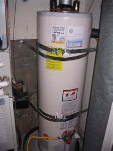 Water Heater Earthquake Straps