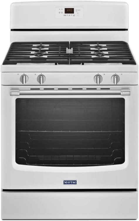 maytag mgrdh freestanding gas range sealed burners