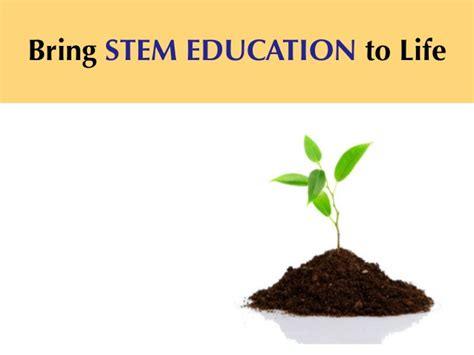 Stem Education And 21stcentury Learning