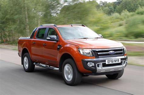 Ford Ranger Review (2016)   Autocar
