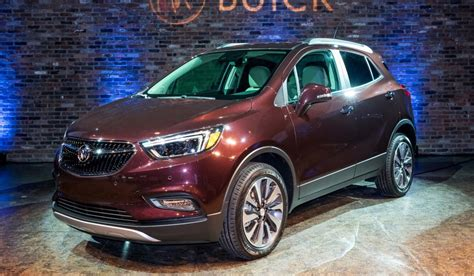 2019 Buick Encore Sees Two Fewer Trim Levels, New Colors
