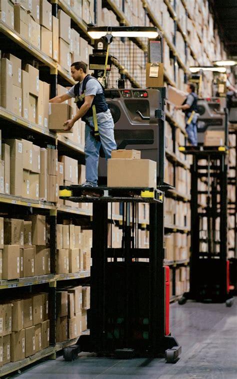 order picker materials handling definition