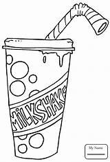 Milk Coloring Pages Milkshake Glass Jug Soda Bottle Drawing Drinks Getcolorings Printable Housework Getdrawings Carton sketch template