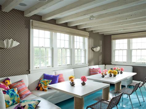 colorful kitchen ideas 30 colorful kitchen design ideas from hgtv hgtv