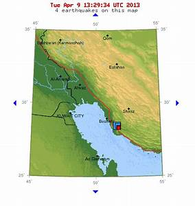 Shallow 6.3 magnitude earthquake strikes southern Iran ...