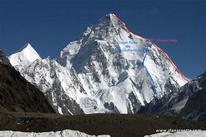 Hiking and Climbing Adventures: K2 Coverage : Summit ...