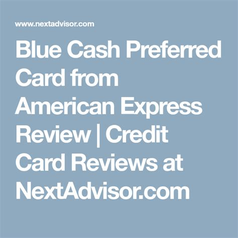 Amex blue cash preferred credit card. Amex Blue Cash Preferred Card Review   Credit card reviews, Everyday card, Secure credit card