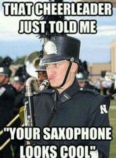 Saxophone Meme - clarinet that looks like a saxophone joke google search band is my life pinterest