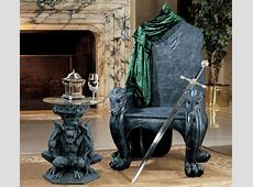 Celtic Dragon Throne The Green Head