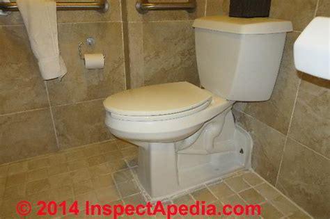 Floor Mount Rear Flush Toilet by Floor Mount Wall Discharge Toilet Gurus Floor