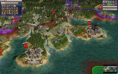 world map scenario romanitalian colonies image realism