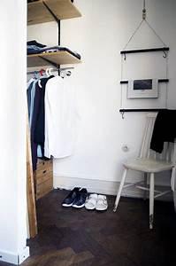 Kleiderschrank Selbst Gebaut : ein bisschen skandinavien ein bisschen vintage ein bisschen boho zu besuch bei antonia oh ~ Markanthonyermac.com Haus und Dekorationen