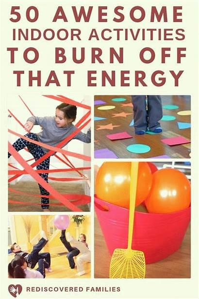 Indoor Activities Games Fun Rainy Days Children