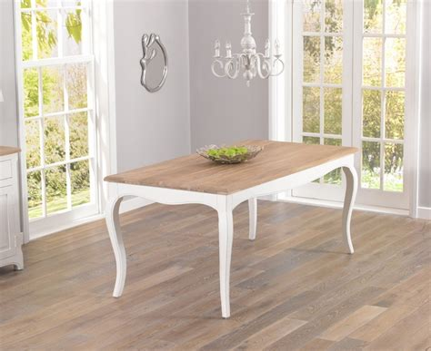 shabby chic dining table nottingham buy mark harris sienna shabby chic dining table 175cm online cfs uk
