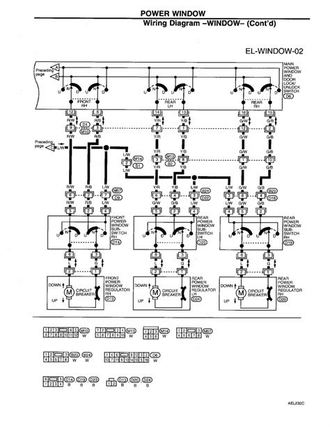 2006 Nissan Maxima Wiring Diagram Window by Repair Guides Electrical System 1999 Power Window
