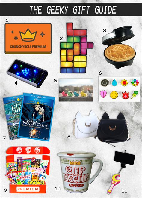 anime gifts for christmas the the cosplayer gift guide sachie