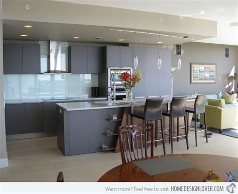 20 Astounding Grey Kitchen Designs  Decoration For House