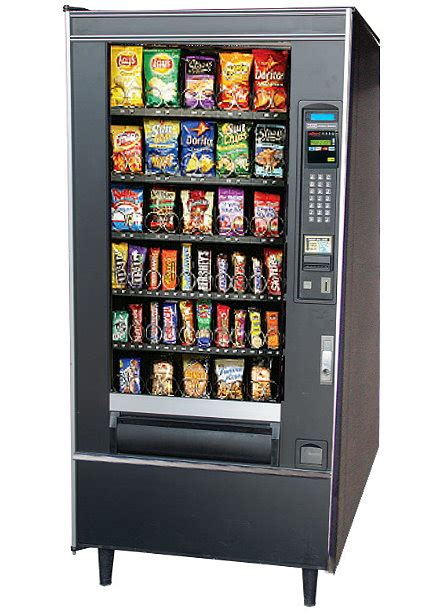 vending machine  sale national vendors  refurbished