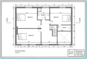 home design cad house plans 2d autocad drawings