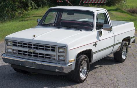 1986 Chevrolet Silverado by 1986 Chevrolet C10 Silverado For Sale On Bat