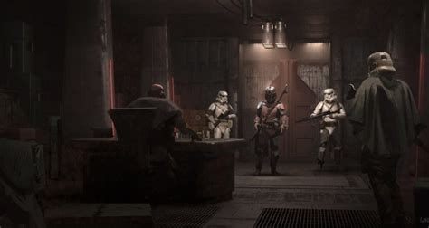 The Mandalorian Concept Art | 3DArt in 2020 | Concept art ...