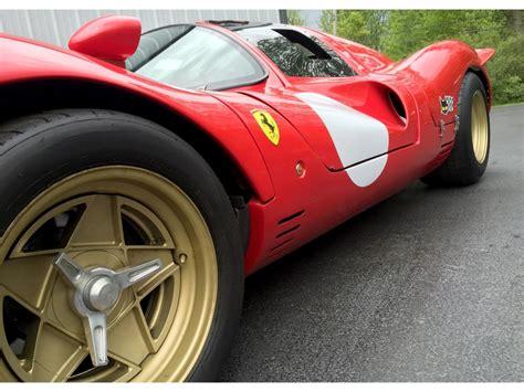 One of the most revered ferrari's is the 330 p4. 1967 Ferrari 330 P4 for Sale | ClassicCars.com | CC-1060406