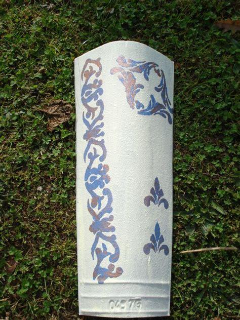 Peut On Peindre Des Tuiles by Tuiles Peintes Peinture Sur Tuiles 1 Calinquette