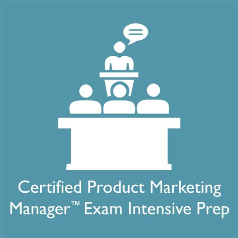 marketing management course certified product marketing manager intensive prep
