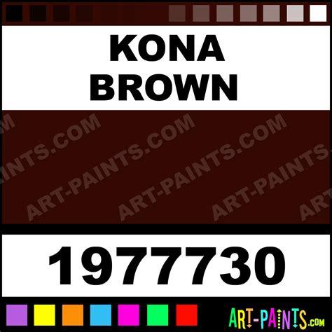 kona brown painters touch ceramic paints 1977730 kona