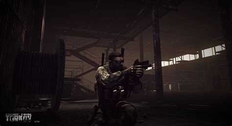Escape From Tarkov Xbox One Escape From Tarkov Screens Show Current Alpha State Vg247