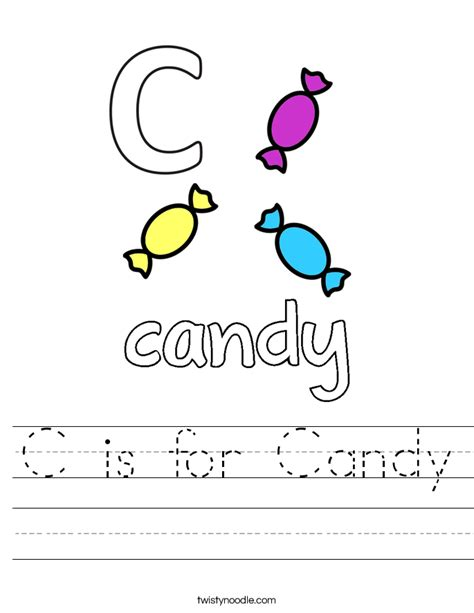 C Is For Cloud Coloring Page Twisty Noodle C Is For Worksheet Twisty Noodle