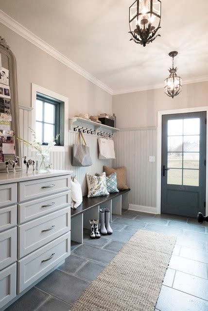 mud room laundry room walk  pantry