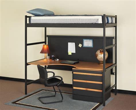 lit mezzanine et bureau le lit mezzanine et bureau plus d 39 espace archzine fr