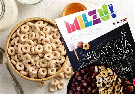 MILZU! gardās brokastu pārslas (2 x 200 g) - Novembris ...