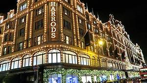 Harrods Christmas Windows 2016