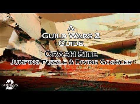 guild wars    solve  crash site jumping puzzle